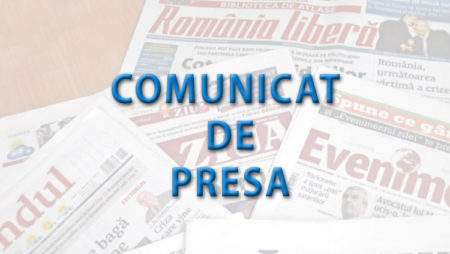 Comunicat de presa privind situatia biletelor de tratament balnear